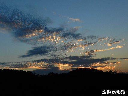 2015-09・28 今日の夕空.JPG