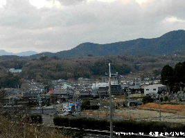2017-12・26 夕暮れの我が町 (1).JPG